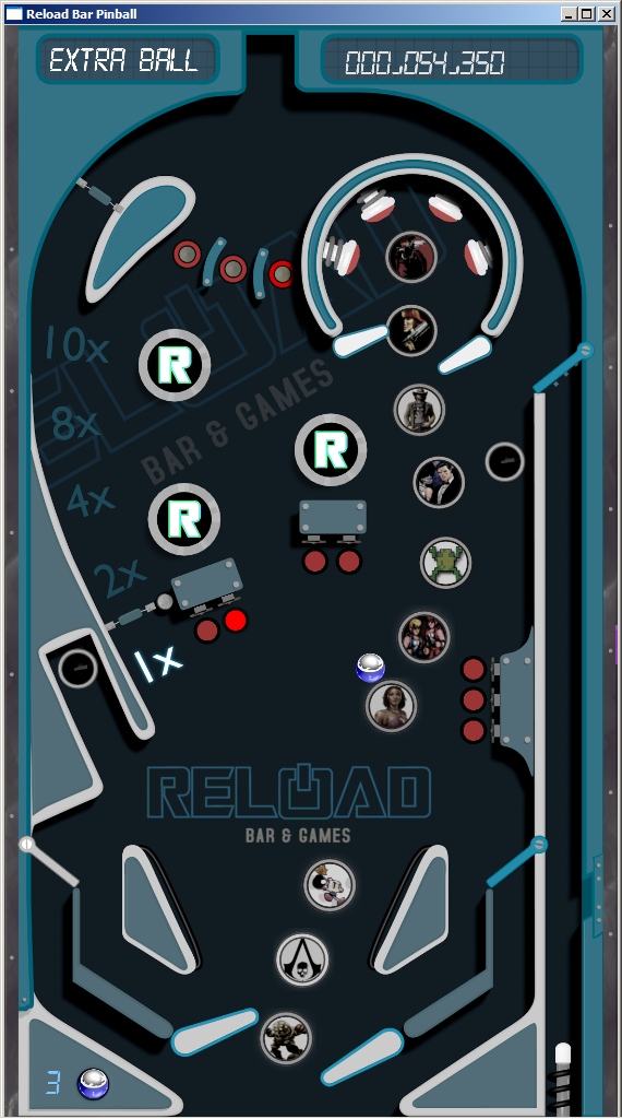 Reload Bar Pinball — Orx: Portable Game Engine